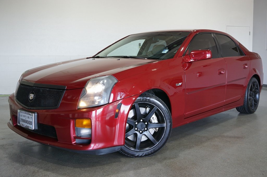 Pre-Owned 2005 Cadillac CTS-V Base