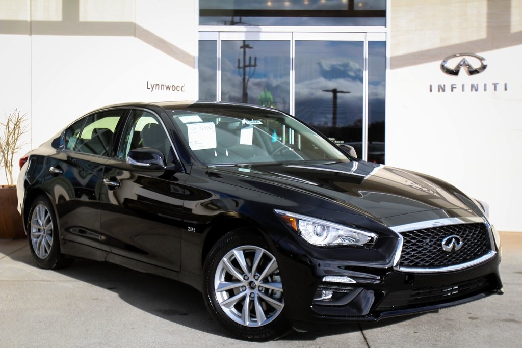 New 2019 Infiniti Q50 2 0t Pure Awd