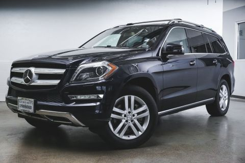 Pre-Owned 2015 Mercedes-Benz GL-Class GL 350