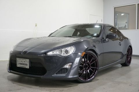 Pre-Owned 2014 Scion FR-S Base