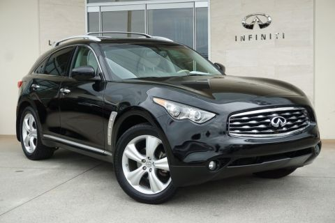Pre-Owned 2010 INFINITI FX35 Touring